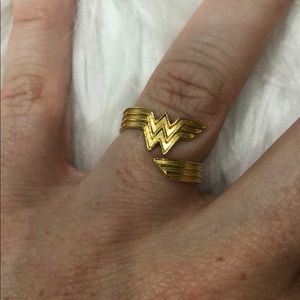 Alex & Ani Wonder Woman Ring